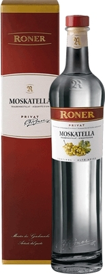 'Moskatella' distillato d'uva 'Privat'